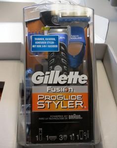 Rasierer Gillette Fusion ProGlide Styler