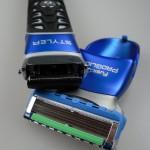 Rasierer Reinigung des Gillette Fusion ProGlide Styler