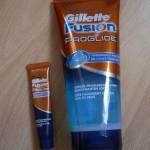 transparentes Rasiergel von Gillette